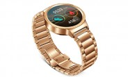 Gold and rose gold-plated Huawei Watch models receive price cuts in US