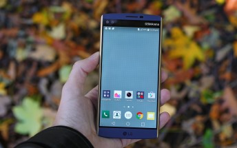 T-Mobile's LG V10 starts getting Nougat update