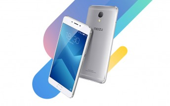 Meizu M5 Note goes official with Flyme 6.0, 4,000mAh battery
