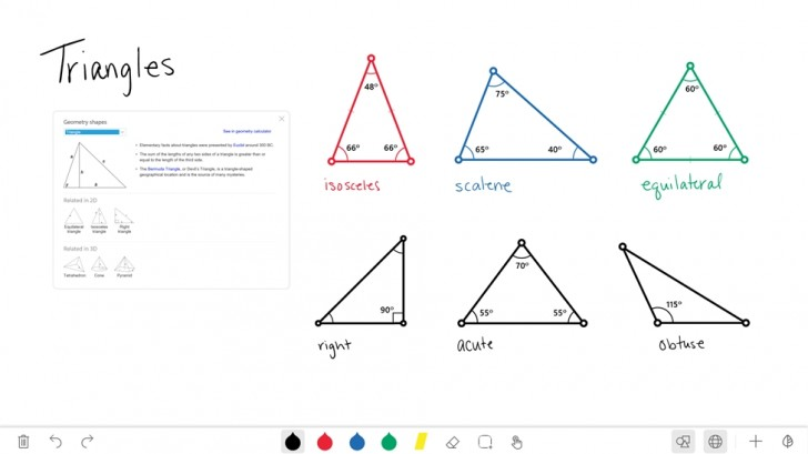 Microsoft's new Whiteboard app is a big step towards an interactive
