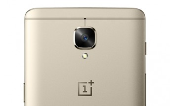 OnePlus 3T 'Soft Gold' launched in India