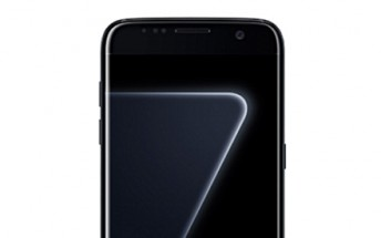 New rumor says Pearl (Glossy) Black Samsung Galaxy S7 edge will be launched this week