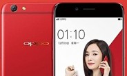 Red Oppo R9s is now official, goes on sale on Christmas eve
