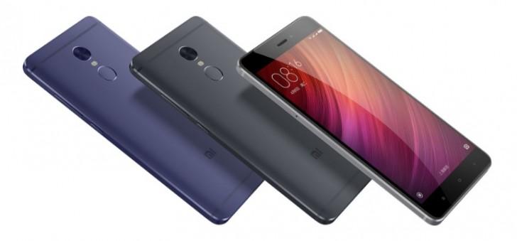 Xiaomi releases blue and black Redmi Note 4 - GSMArena com news