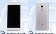 Xiaomi Redmi Note 4X is now TENAA certified