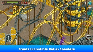 RollerCoaster Tycoon Classic (Android version)