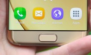 Rumor: Galaxy S8 said to drop hardware keys in favor of soft keys with 3D-touch-like functionality