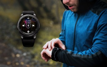 Spotify now available on the Samsung Gear S3 and S2