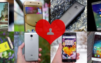 Top 10 fan favorites phones of 2016