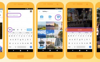Twitter's mobile apps now let you broadcast live video