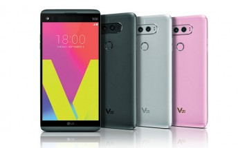 LG V20 launched in India