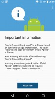 Firmware download - Xperia Concept for Android