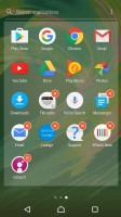 App management - Xperia Concept for Android