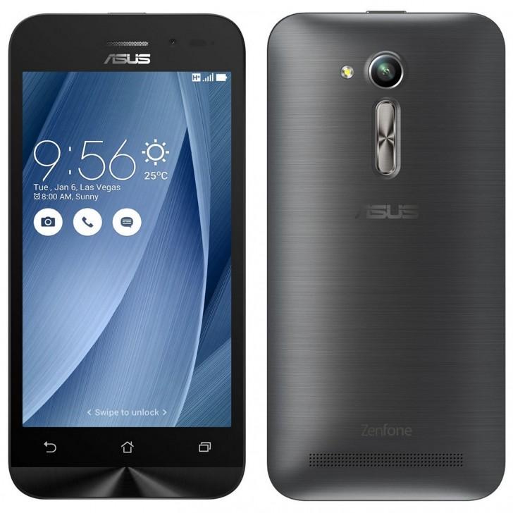ASUS Launches ZenFone Go 45 LTE In India