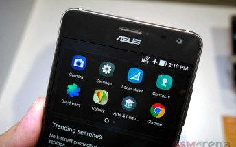 Asus reportedly wants to double its smartphone sales this year
