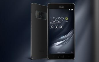 Asus unveils Zenfone 3 Zoom, Zenfone AR with 8GB of RAM, Tango and Daydream