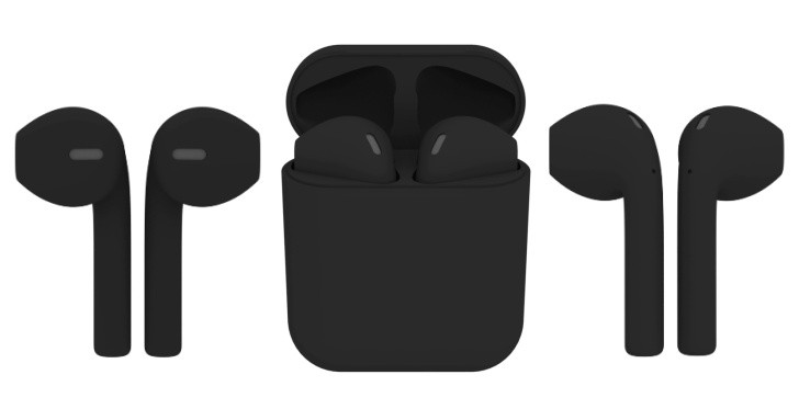 BlackPods: Apple's AirPods, only black - GSMArena blog