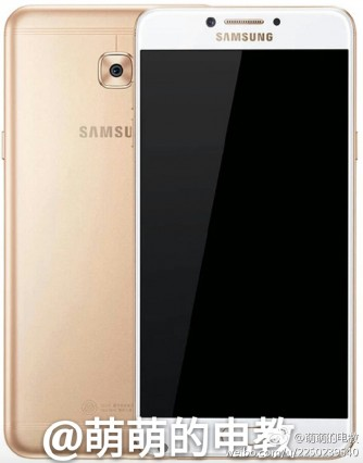 Samsung Galaxy C5 Pro and C7 Pro renders
