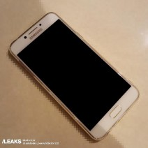 Alleged Samsung Galaxy C7 Pro live images