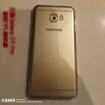 Even more purported pictures of the Galaxy C7 Pro