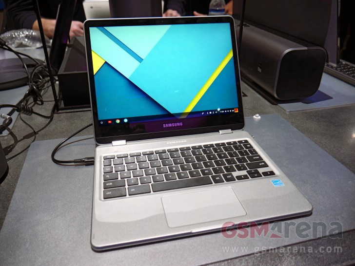 about android os ces 2017 samsung chromebook pro on gsmarena 22593