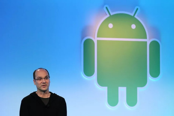 Andy Rubin taking leave from Essential in wake of