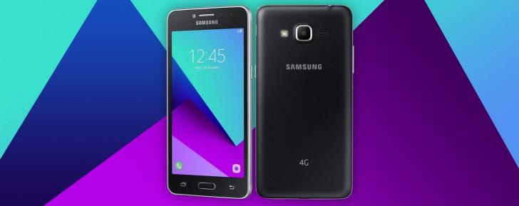 Samsung Galaxy J2 Ace Unveiled With 4g Volte Gsmarenacom News