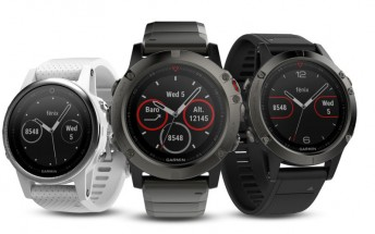 Garmin announced three new Fenix smartwatches