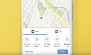 Google Maps update lets you book an Uber ride without switching apps