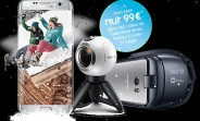Deal: Buy Samsung Galaxy S7/S7 edge and get Gear 360+Gear VR for just €99