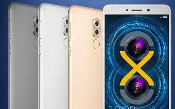 Honor 6X Nougat beta update starts rolling out in US