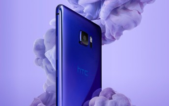 Sapphire-clad HTC U Ultra to go on pre-order in Taiwan in mid-February