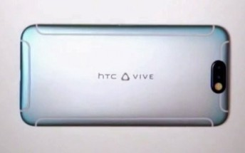 New HTC Vive smartphone leaked in video