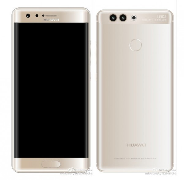 Huawei_p10_plus_render_leaks_with_iris_scanner_more_specs_detailed News 23103 on Color By Addition