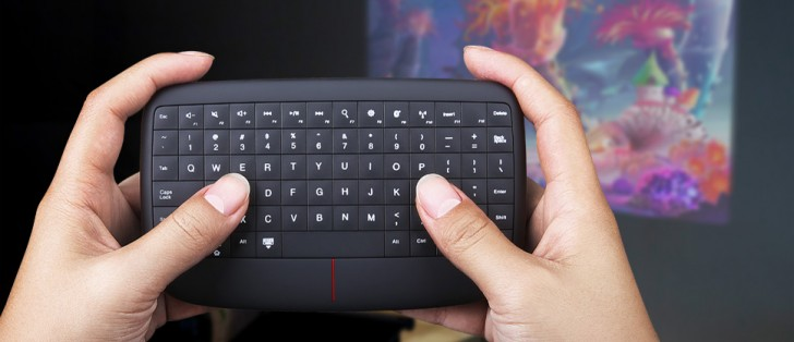 Lenovo unveils the 500 Multimedia Controller with Windows 10 gesture