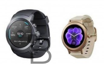 LG Watch Sport and Watch Style with Android Wear 2.0 get pictured for the first time