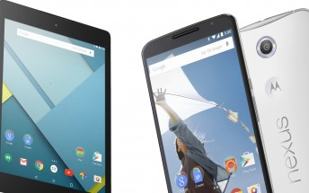 Nexus 6 and Nexus 9 won't get Android 7.1.2