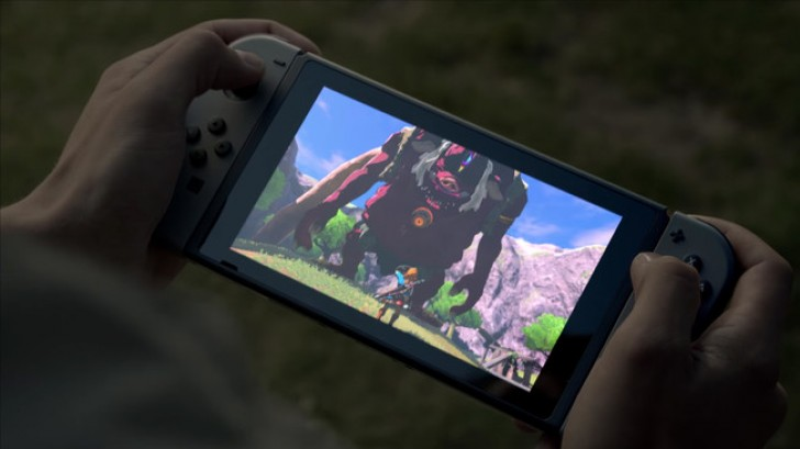 Nintendo Switch launching on March 3 at $300 - GSMArena blog