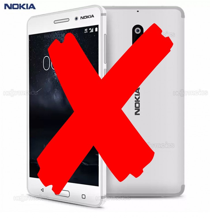sports shoes 47644 55436 HMD: There is no white Nokia 6 on sale yet - GSMArena.com news