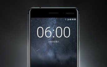 Nokia 6 reaches 1M registrations two days before release