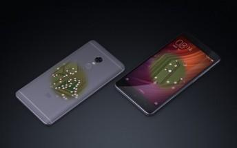 Xiaomi Redmi Note 4 taken apart, easily