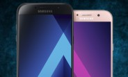 Samsung unveils Galaxy A3 (2017), A5 (2017) and A7 (2017)
