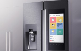 Samsung introduces new Family Hub 2.0 refrigerator line at CES