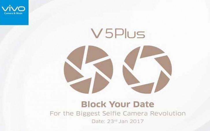 Dual selfie-camera sporting vivo V5 Plus to launch this ...
