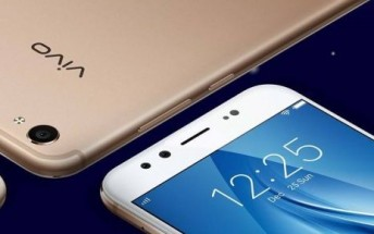 vivo V5 Plus sales begin today