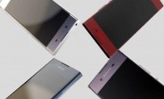 New photos of the successor to the Sony Xperia XA surface