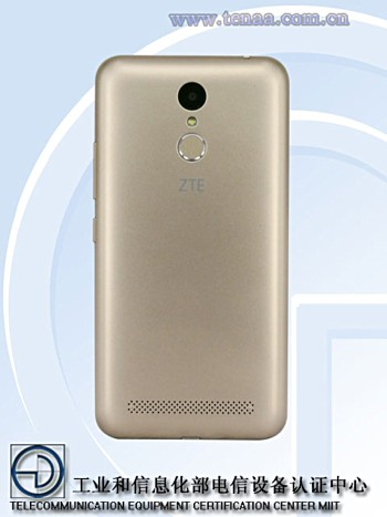 ZTE BA602 Spotted On TENAA With Quad-core Processor And 5.5-inch Display