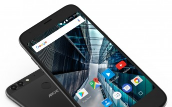 Archos announces two new budget phones, 55 Graphite and 50 Graphite