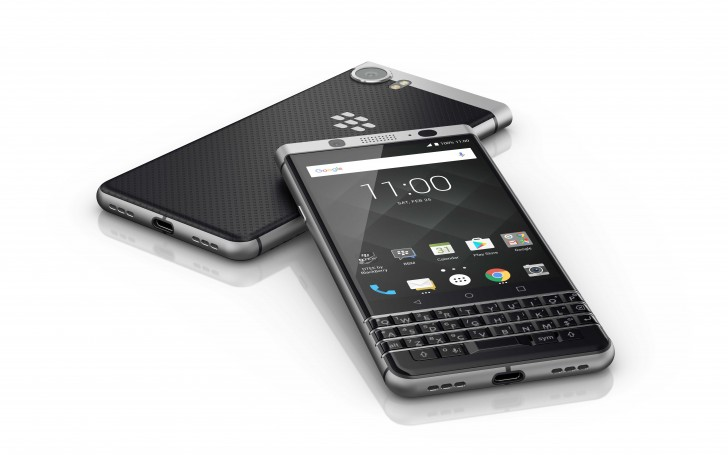 BlackBerry Mercury now officially called KEYone - GSMArena