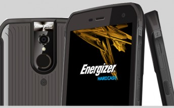 Energizer Energy E550LTE is a rugged smartphone with 4GB RAM and dual camera setup